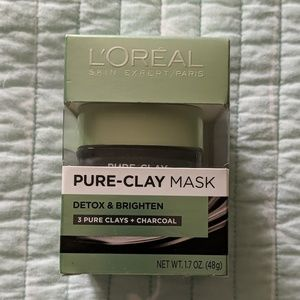 Clay Mask!